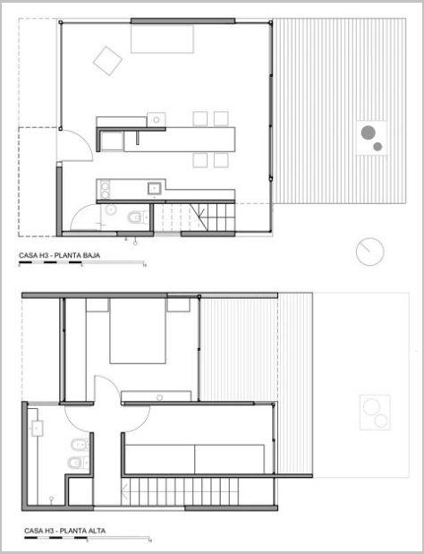 casa pequena e moderna - luciano kruk - 4