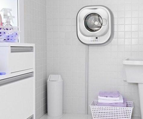 eletrodomésticos - lava roupas de parede