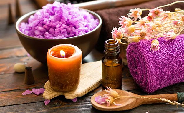 Resultado de imagem para tipos de aromaterapia