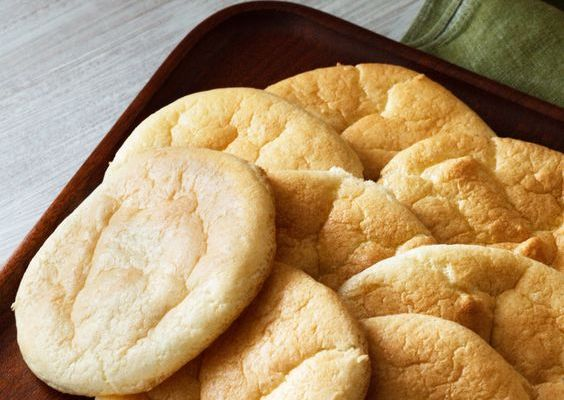 Oopsies – pão sem hidratos de carbono