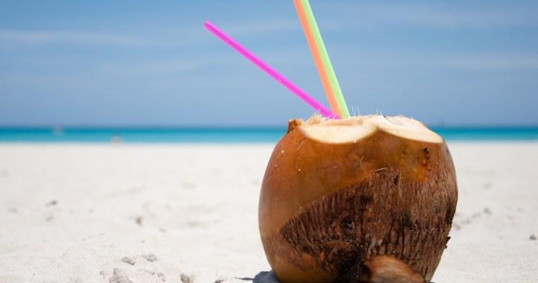 8 Snacks para levar para a praia