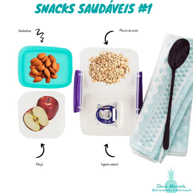 Os meus snacks #1