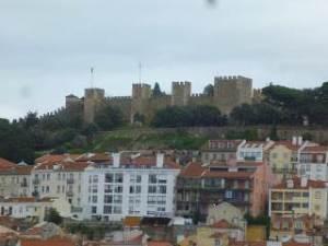 castelo sao jorge -sylvio