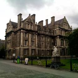 Parliament Square – Trinity College