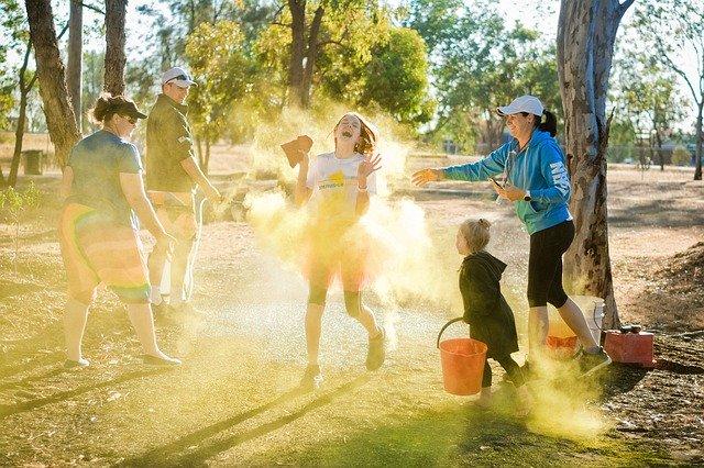 Exemplos de hobbies brincadeiras ao ar livre