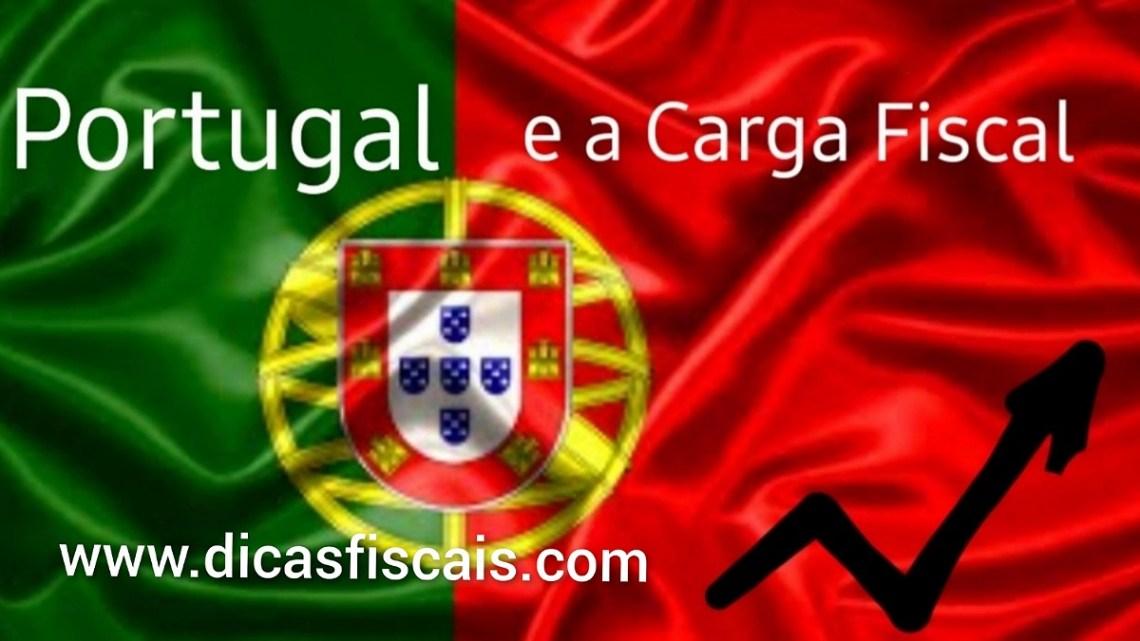 Portugal e a Carga Fiscal