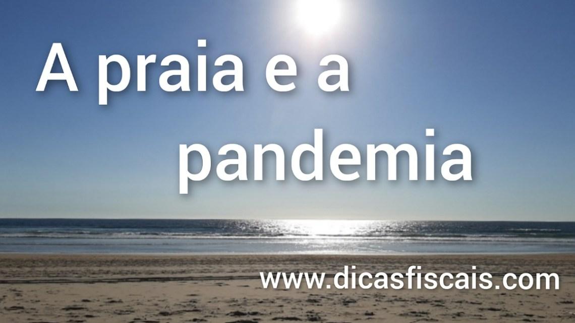 A Praia e a Pandemia