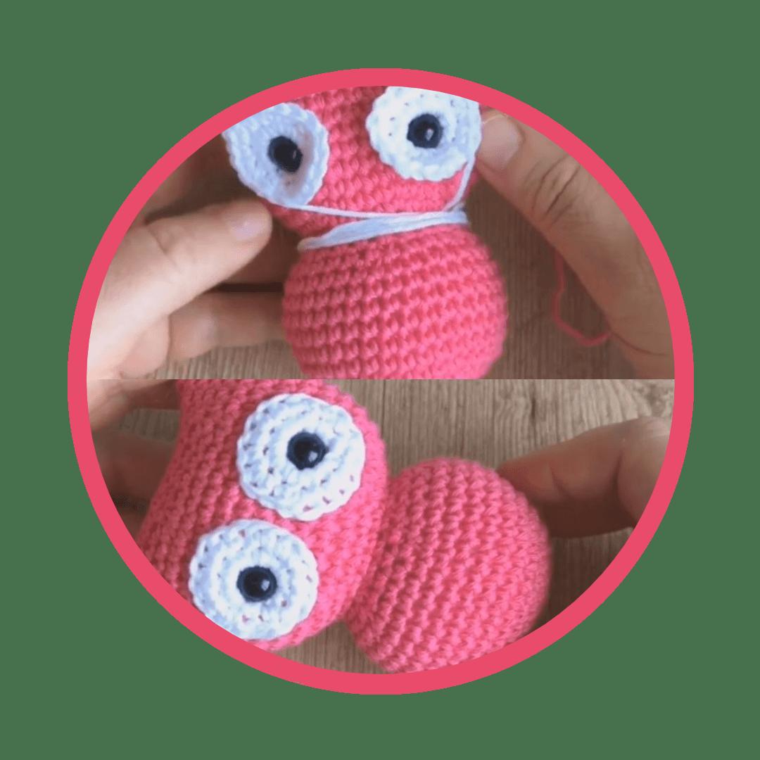 8- Vídeo aulas - Curso Aprenda Crochê