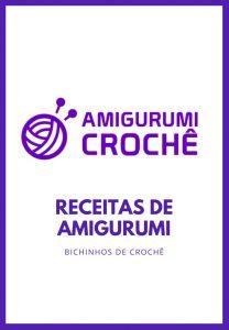 Receitas de amigurumis em português Grátis