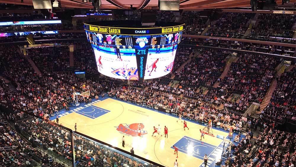 Jogos de basquete em Nova York: dicas, calendário e ingressos ...