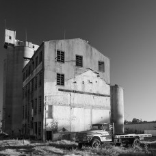 Old Flour mill, Tocumwal New South Wales