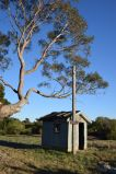 This old hut may be demoloshed as the land has been sold
