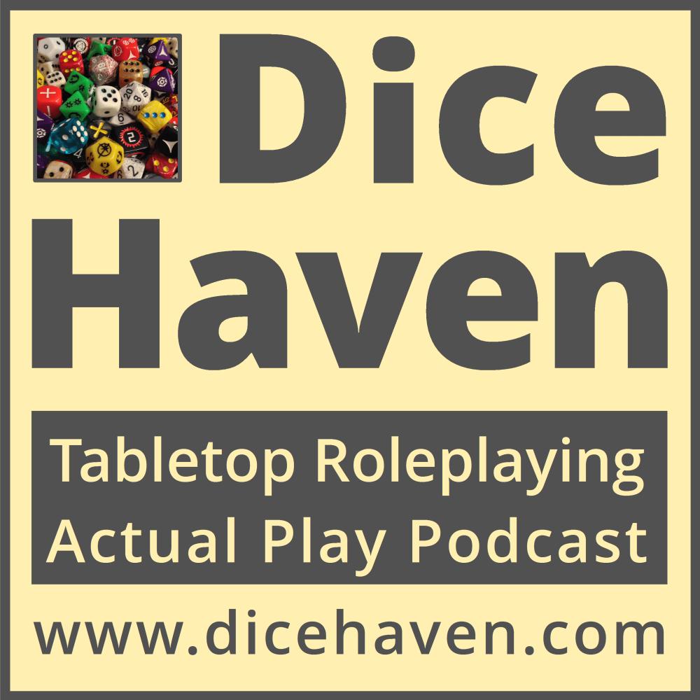 Dicehaven Podcast Logo