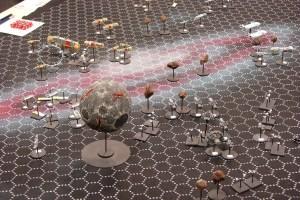 Starmada Game at MilliniumCon
