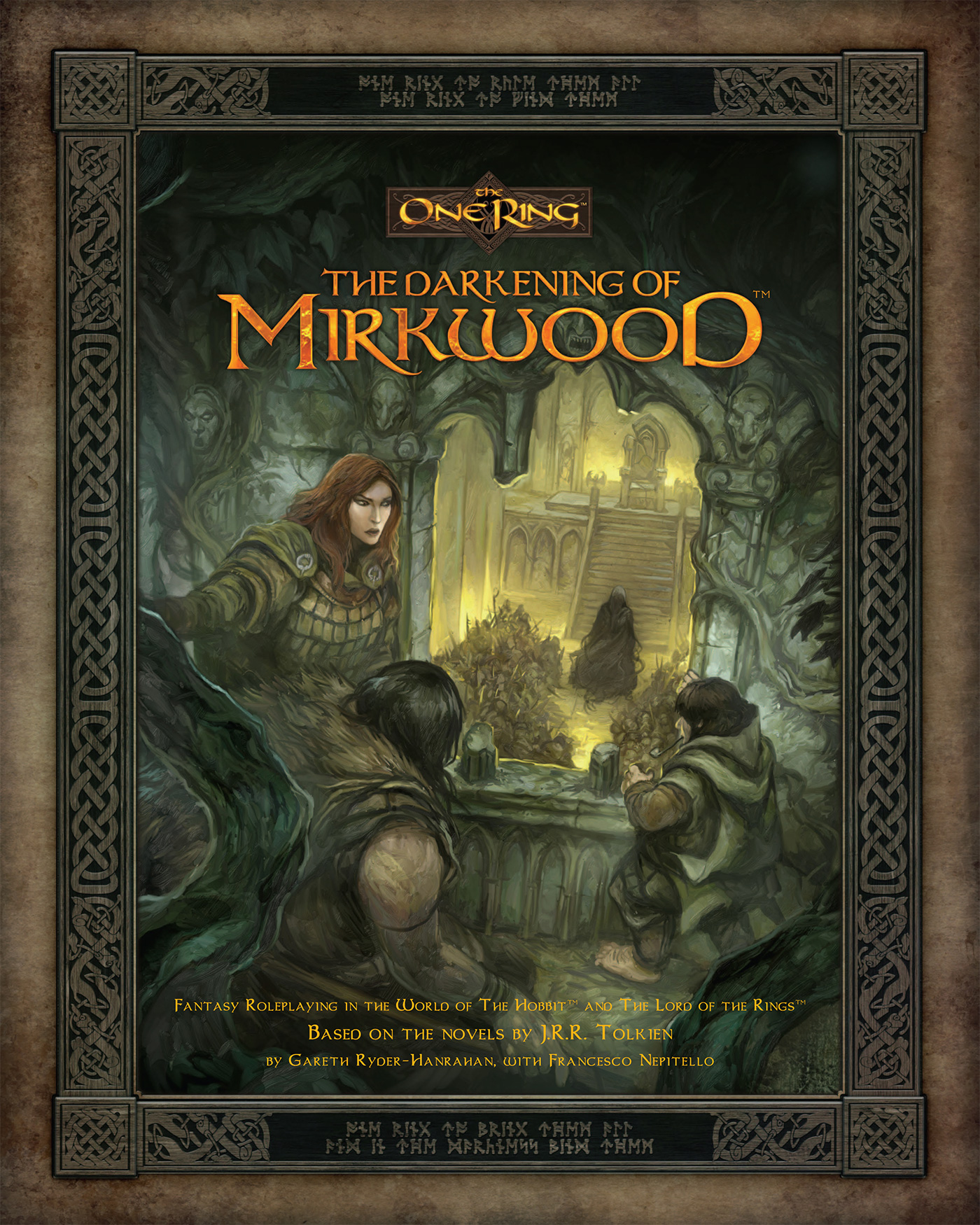 The Darkening of Mirkwood