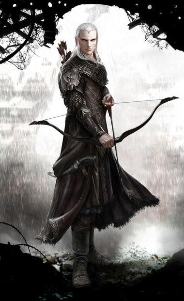 Dasheen Elf Assassin