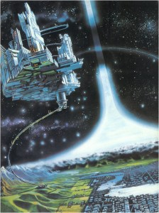 Ringworld Novels & RPG