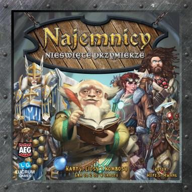 %name Recenzja #8 Najemnicy   Trylogia od Lucrum Games
