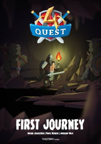 A4 Quest First Journey
