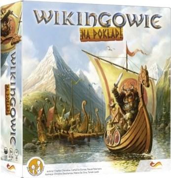 wikingowie na poklad