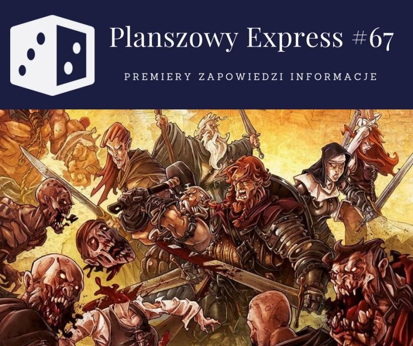 Planszowy Express 67