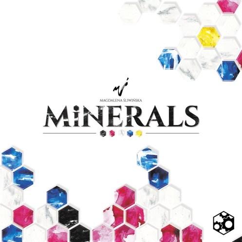 Minerals okładka RGB