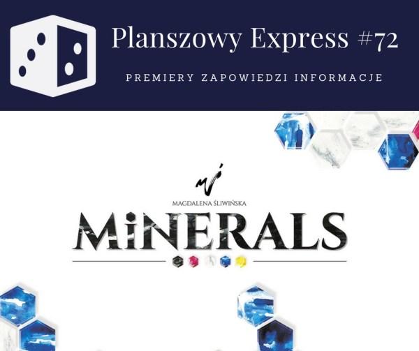 Planszowy Express 72