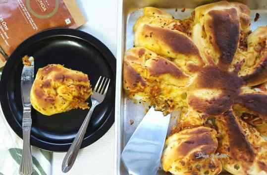 Stuffed-pull-apart-pizza