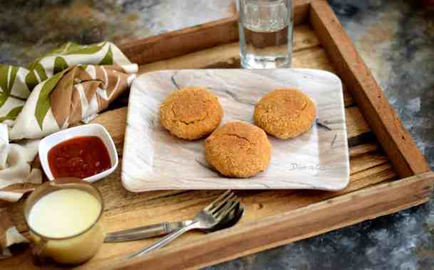 Baked-Stuffed-Sweet-Potato-Patties-(Dhansak flavored)