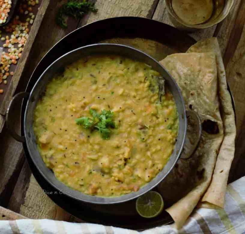 punjabi-dal- fry