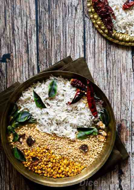 Dry-coconut-chutney-powder