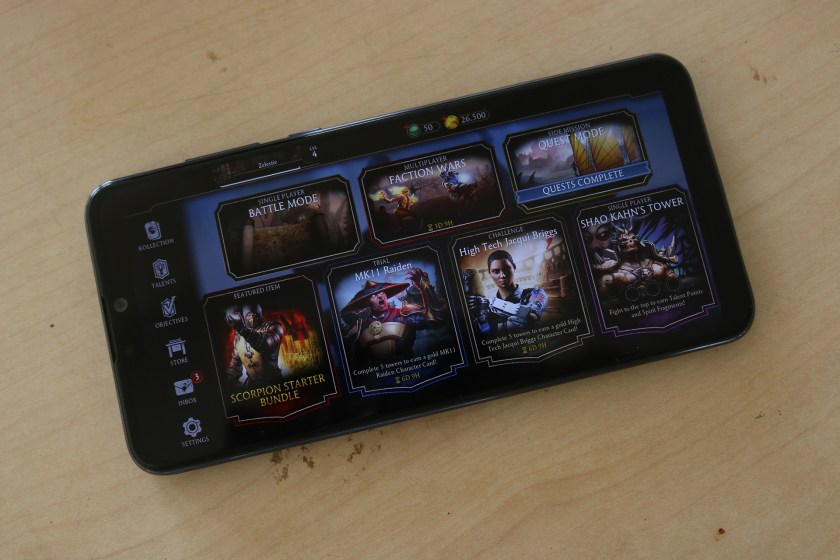 asus zenfone max pro m2 gaming review