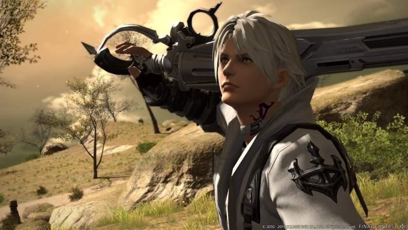 Final Fantasy XIV: Shadowbringers character creator
