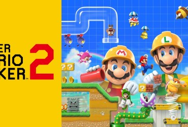 Super Mario Maker 2 Nintendo Switch Online Bundle