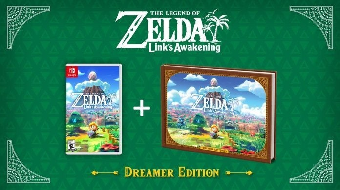 legend of zelda: link's awakening switch release date