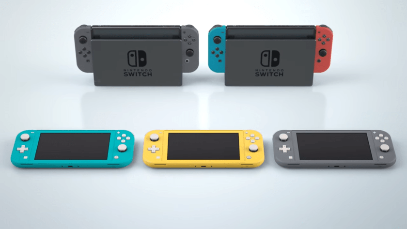 Nintendo Switch Lite pros and cons