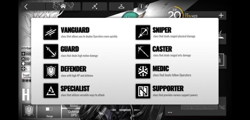 Arknights Operators Guide