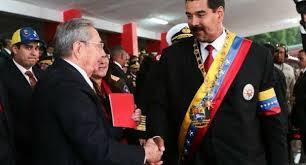 RAUL Y MADURO