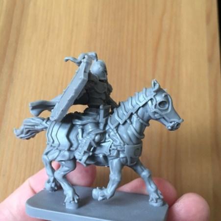 Ein Reiter der Daqan