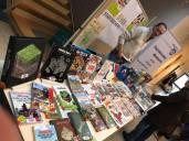 Die Stadtbücherei Bramsche präsentierte ihr breites Angebot!