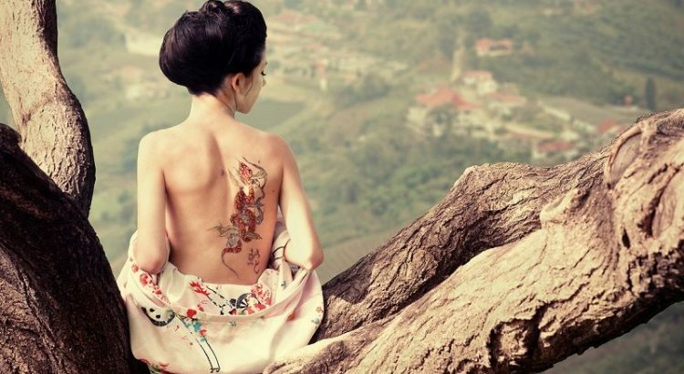 Tattoo Stil Japanese Traditional Irezumi Feelfarbig
