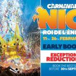Tưng bừng lễ hội Carnival Nice 2017 tại Pháp
