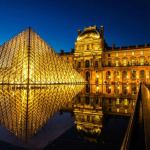 Lạc lối ở Louvre