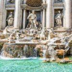 Phạt nặng nếu tắm trong đài phun nước ở Rome