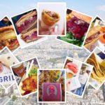 Những món ăn vặt trên đường phố Paris