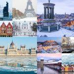 10 thành phố Châu Âu tuyệt đẹp trong mùa đông