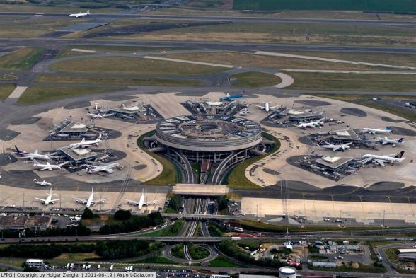 Image result for charles de gaulle airport