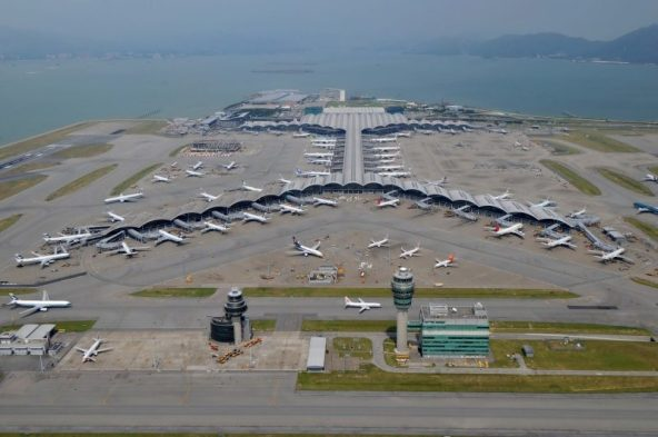 Image result for HongKong airport