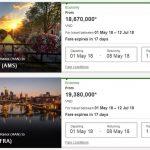 Mua vé máy bay đi du lịch châu Âu với mức giá vé đặc biệt từ Emirates