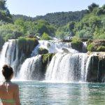 Đến Croatia đắm mình giữa dòng thác mát lạnh